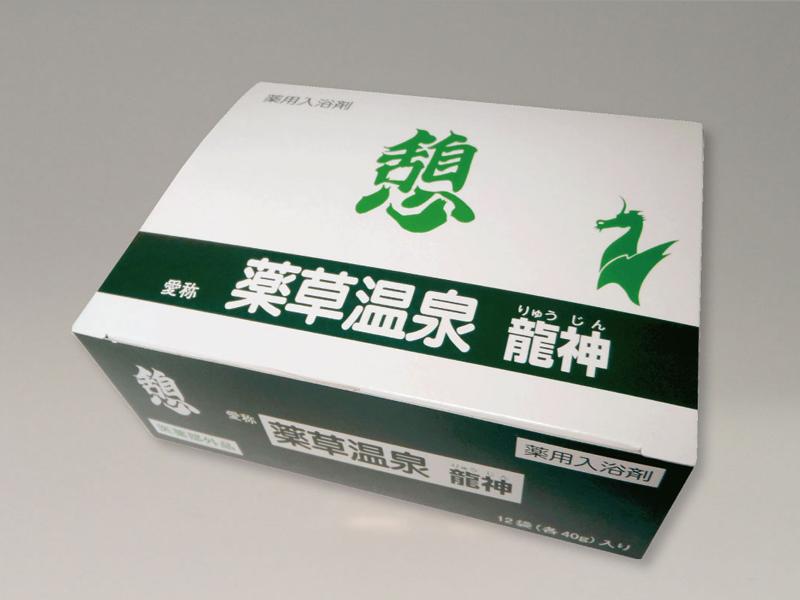 薬草温泉龍神 40g×12袋